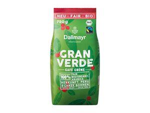 Dallmayr Gran Verde Ganze Bohnen
