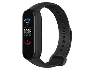 Amazfit Smartwatch Band 5 schwarz