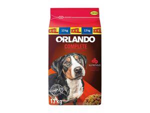 Orlando Hundetrockenfutter XXL-Packung