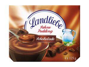 Landliebe Grieß-/Sahnepudding