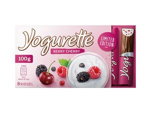 Yogurette Berry Cherry