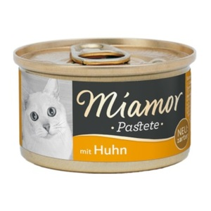 Miamor Fleischpastete 12x85g Huhn