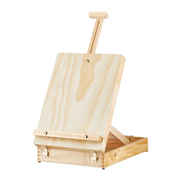Tischstaffelei Koffer