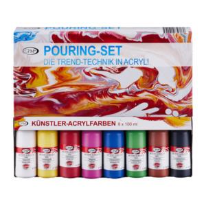 Acrylfarben-Set