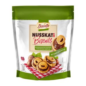 BISCOTTO     Nusskati Biscuits