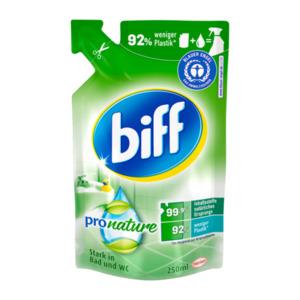 BIFF     pro nature Nachfüllbeutel