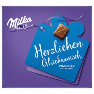 Milka Pralinés Milchcrème 110g