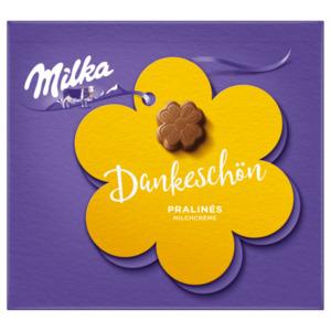 Milka Dankeschön Pralinés Milchcrème 110g