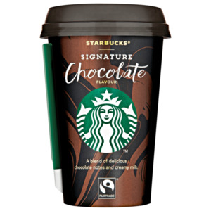 Starbucks Signature Chocolate 220ml