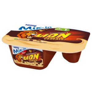 Nestlé Karamelljoghurt & Lion Cereals 120g