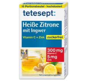 TETESEPT Heiße Zitrone mit Ingwer