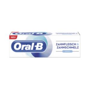Oral B Zahncreme oder Zahncreme Purify