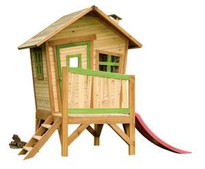 Spielhaus Axi Robin aus Zedernholz