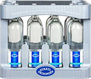 STAATL. FACHINGEN  Heilwasser still oder Mineralwasser medium
