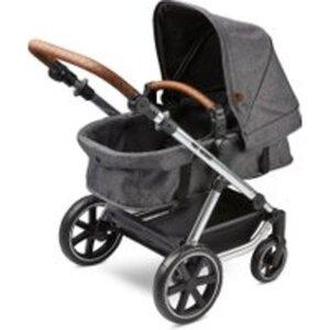 ABC Design Puppenwagen Migno Asphalt
