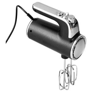Mican Handmixer , Hm9112-Gs , Dunkelgrau , Metall, Kunststoff , poliert,glänzend, lackiert , 003741000101