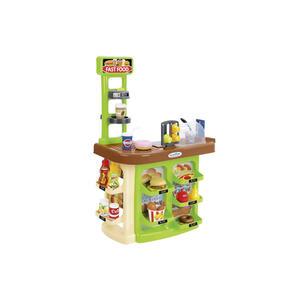 XXXLutz Imbiss-stand , 7600001788 , Multicolor , Kunststoff , 26x72x48 cm , 004500051801