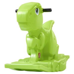XXXLutz Wippe grün , 497199 , Kunststoff , 57x33x69 cm , 004005023001