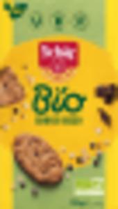 Schär Bio Haferkeks Choco Bisco mit dunkler Schokolade