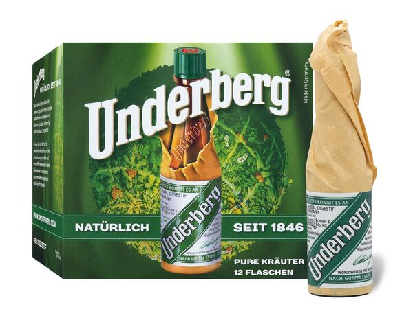 Underberg 12 x 0,02 l 44% Vol