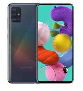 Samsung Smartphone Galaxy A51 128 GB ,  schwarz
