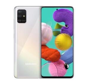 Samsung Smartphone Galaxy A51 128 GB ,  weiß
