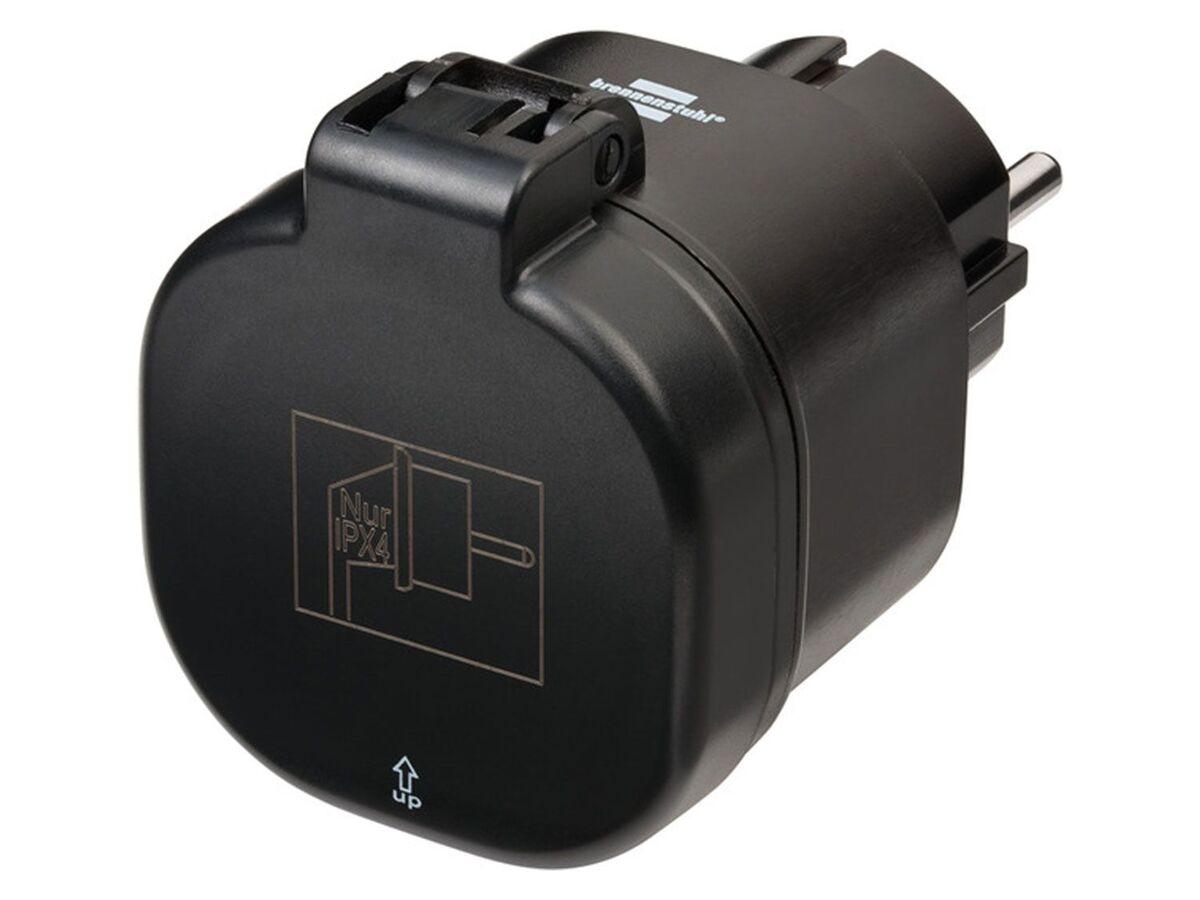 Bild 1 von brennenstuhl WLAN Steckdose WA 3000 XS02 für außen IP44