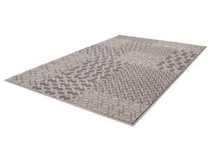 KAYOOM Designerteppich Lina 300 Multi / Taupe