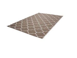 KAYOOM In- und Outdoor-Teppich Batu beige