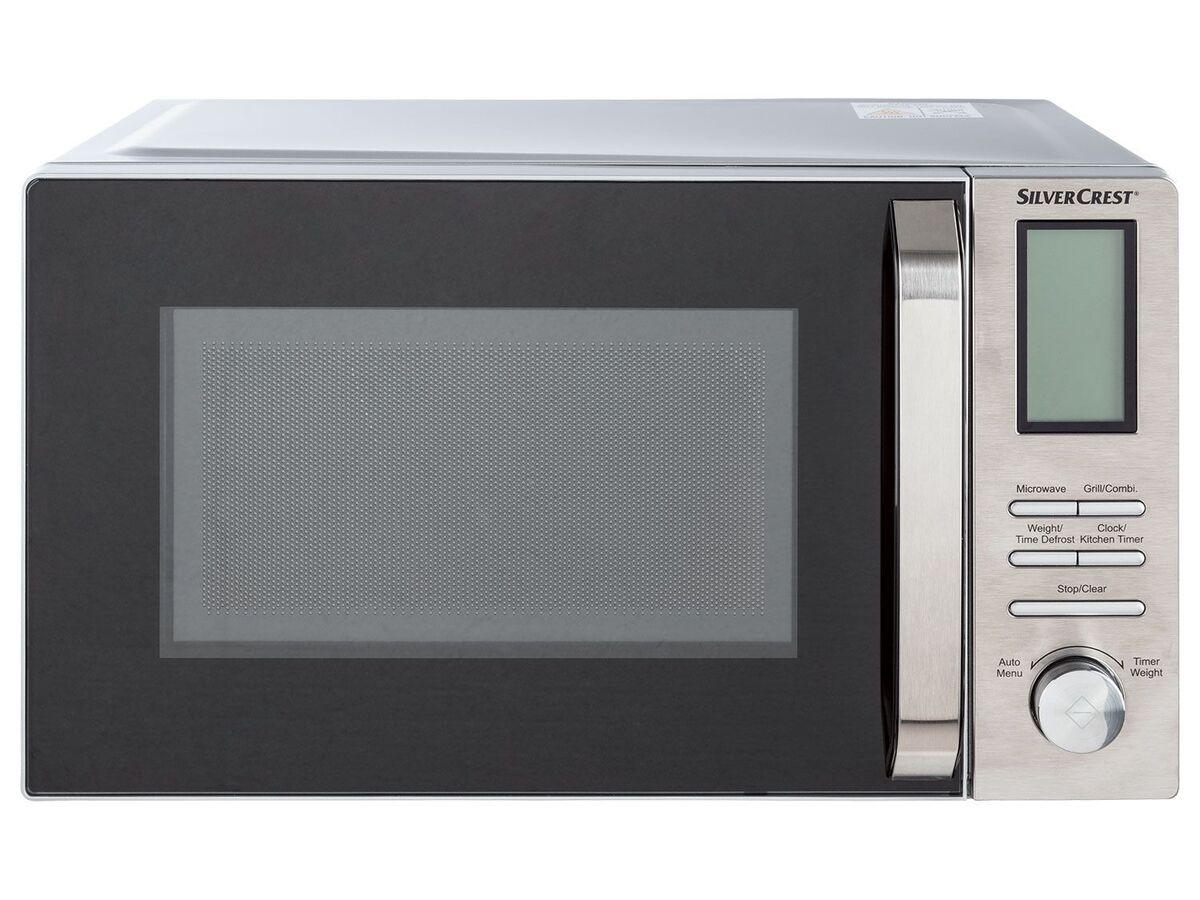 Bild 1 von SILVERCREST® Mikrowelle »SMW 800 F1«, 11 Leistungsstufen