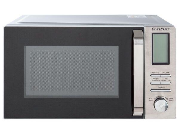 SILVERCREST® Mikrowelle »SMW 800 F1«, 11 Leistungsstufen
