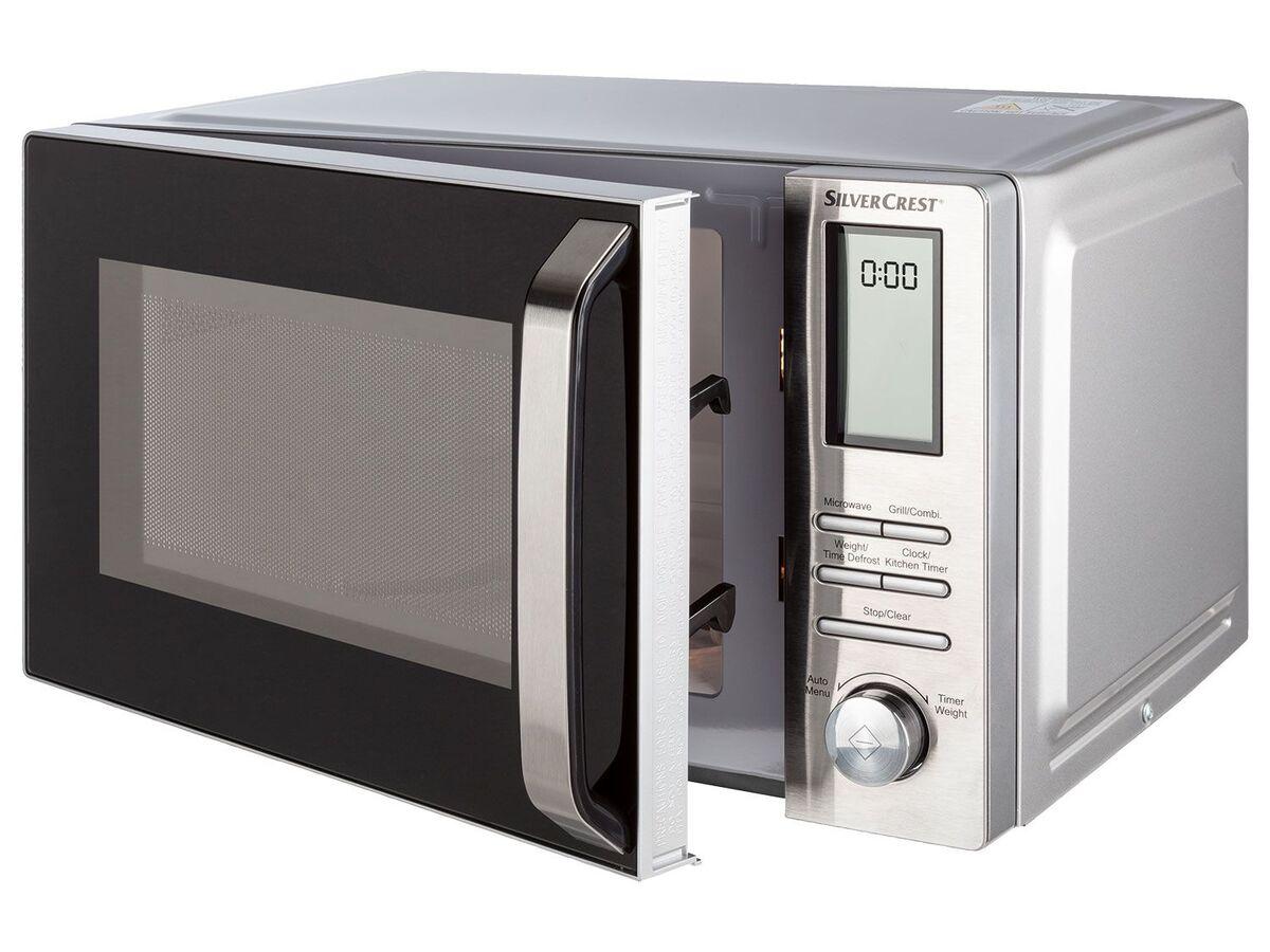 Bild 3 von SILVERCREST® Mikrowelle »SMW 800 F1«, 11 Leistungsstufen