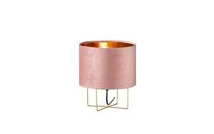 Tischleuchte Aura in rose/gold, 24 cm