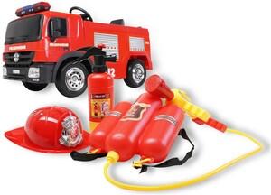 Feuerwehr SX1818 Elektroauto rot