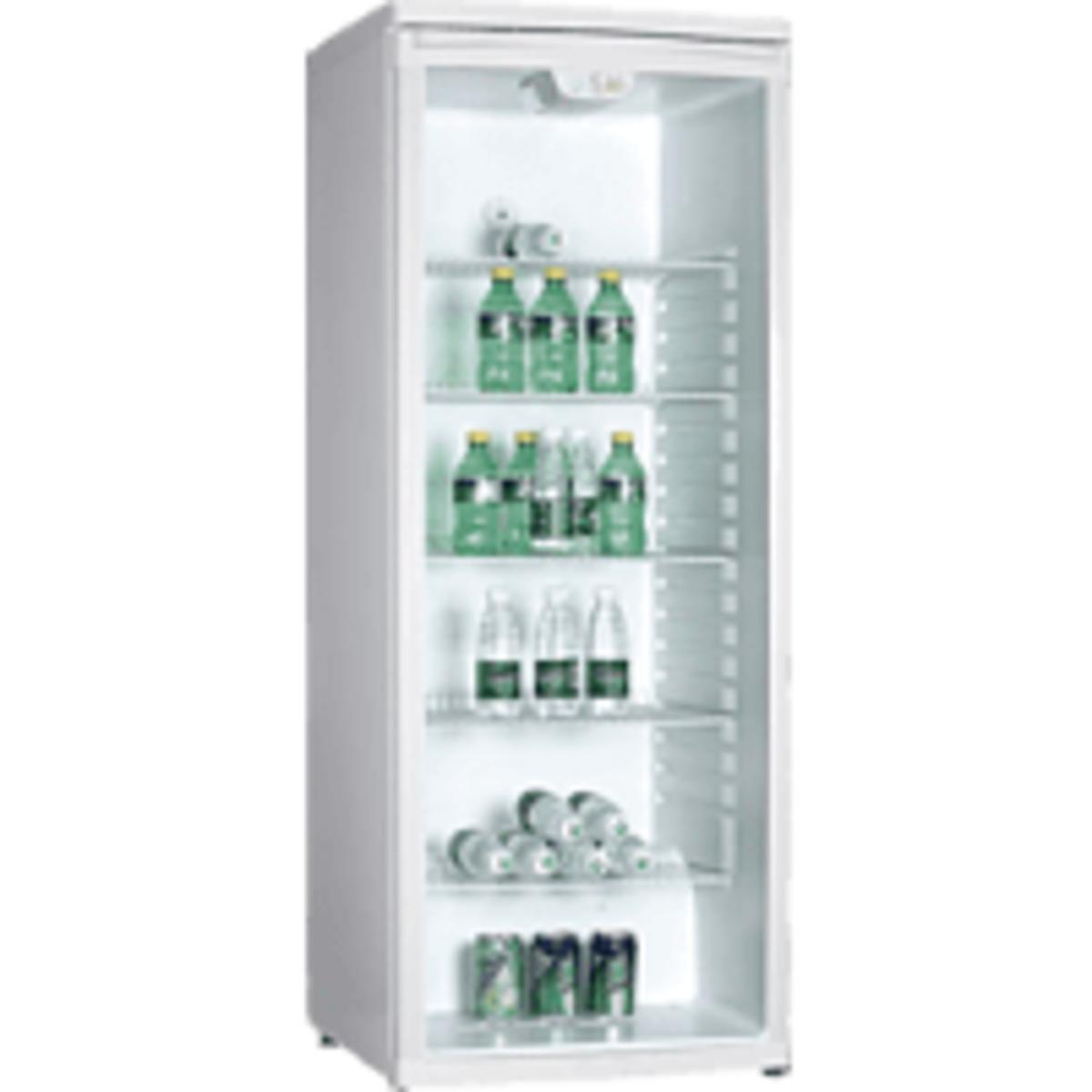 Bild 1 von PKM GKS 255 Gewerbekühlschrank (208,05 kWh/Jahr, B, 1440 mm hoch, Weiß)