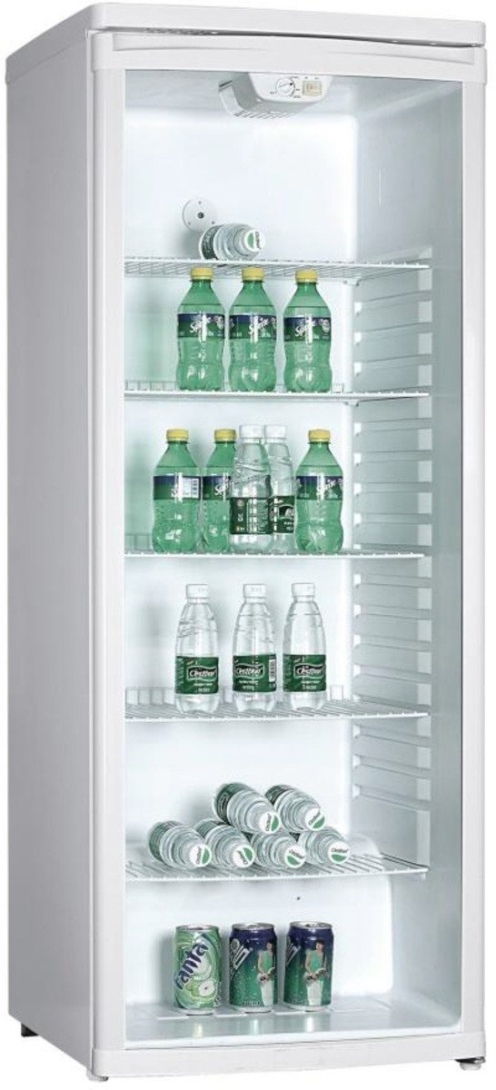 Bild 2 von PKM GKS 255 Gewerbekühlschrank (208,05 kWh/Jahr, B, 1440 mm hoch, Weiß)