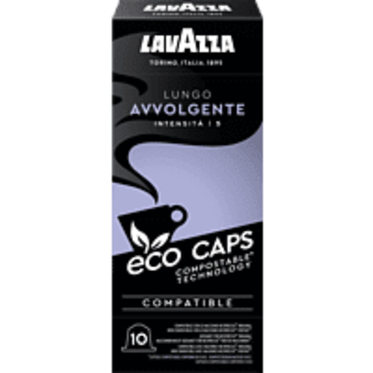 Bild 1 von LAVAZZA 8253 NCC ECO Lungo Avvolgente Kaffeekapseln