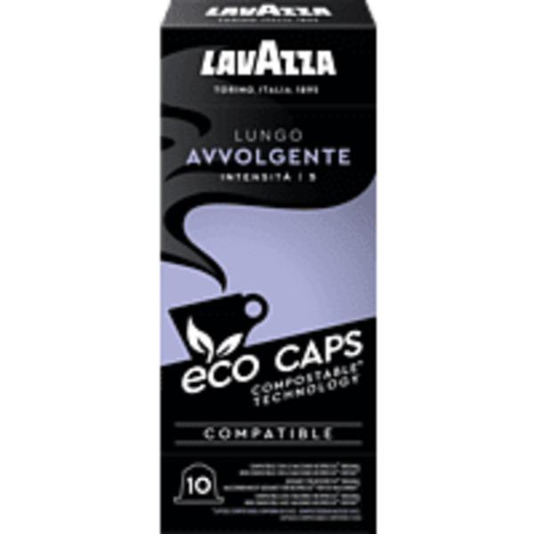 LAVAZZA 8253 NCC ECO Lungo Avvolgente Kaffeekapseln