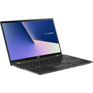 ASUS ZenBook Flip 14 UX463, Notebook mit Zoll Display, Core™ i5 Prozessor, 8 GB RAM, 512 SSD, GeForce® MX250, Gun Grey
