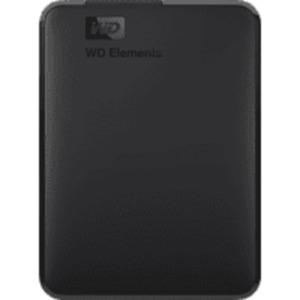 WD Elements™, 2 TB HDD, 2,5 Zoll, extern, Schwarz