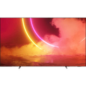 PHILIPS 65OLED805/12 OLED TV (Flat, 65 Zoll / 164 cm, 4K, SMART TV, Ambilight, Android TV™ 9 (Pie))