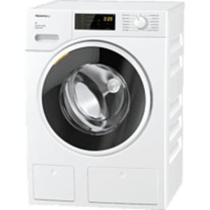 MIELE WWD660 WPS TDos & 8kg W1 White Edition Waschmaschine (8 kg, 1400 U/Min., A+++)