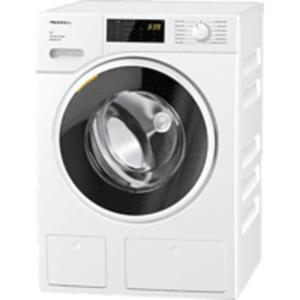 MIELE WWD 660 WCS TDos & 8kg W1 White Edition Waschmaschine (8 kg, 1400 U/Min., A+++)