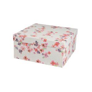 Geschenkbox Floral