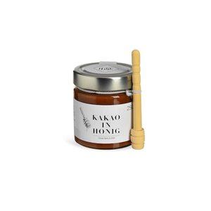 Geschenkset Kakao in Honig