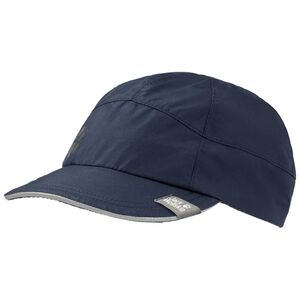 Jack Wolfskin Texapore Baseball Cap Kids Wasserdichte Kappe Kinder M blau night blue