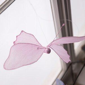 Dekofigur Schmetterling zum Hängen