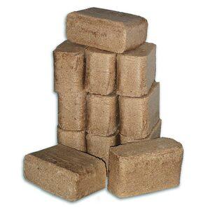 30 kg Holzbriketts aus Nadelholz