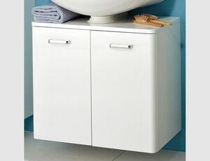 Waschbeckenunterschrank Piolo weiß