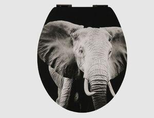 Dekor WC-Sitz Elefant